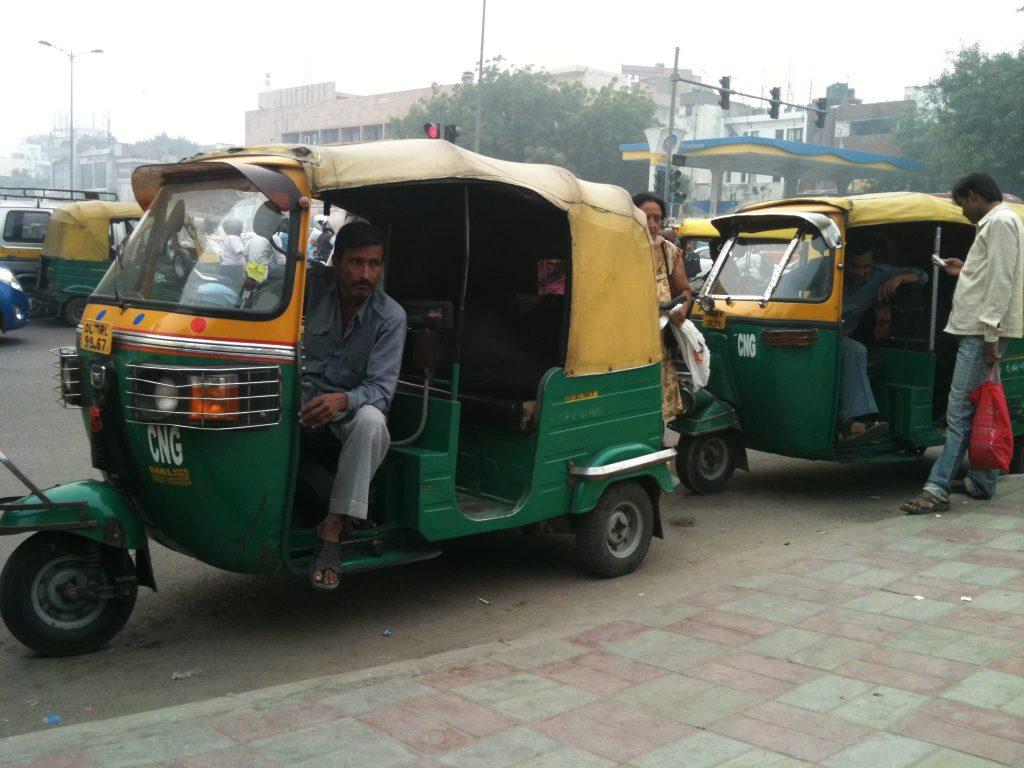 印度的嘟嘟車小知識:不再讓你當冤大頭