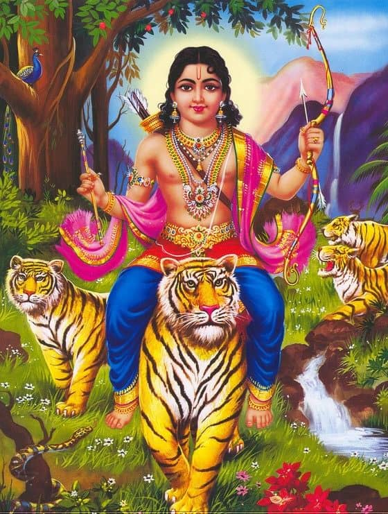 毗濕奴,我愛你。By 濕婆