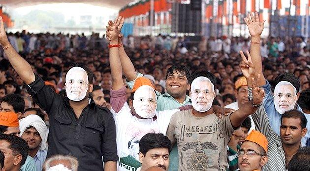 從馬總統就職演說,看印度新總理的經濟「馬上好」