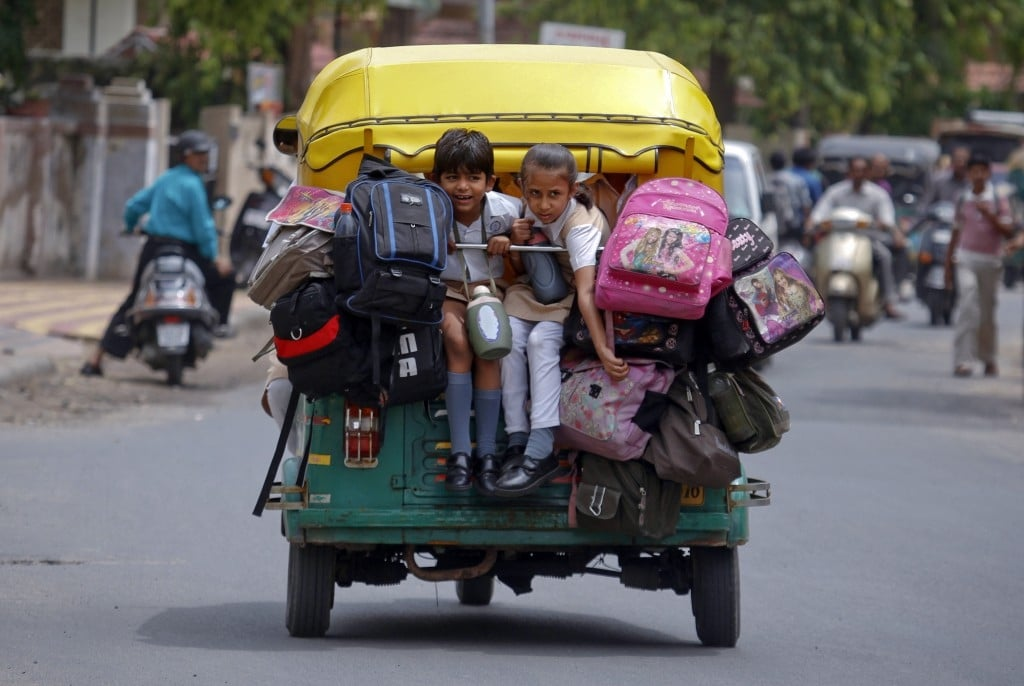 印度交通給我的啟示:他們不接受標準答案,因為「生命自會找到一條出路」