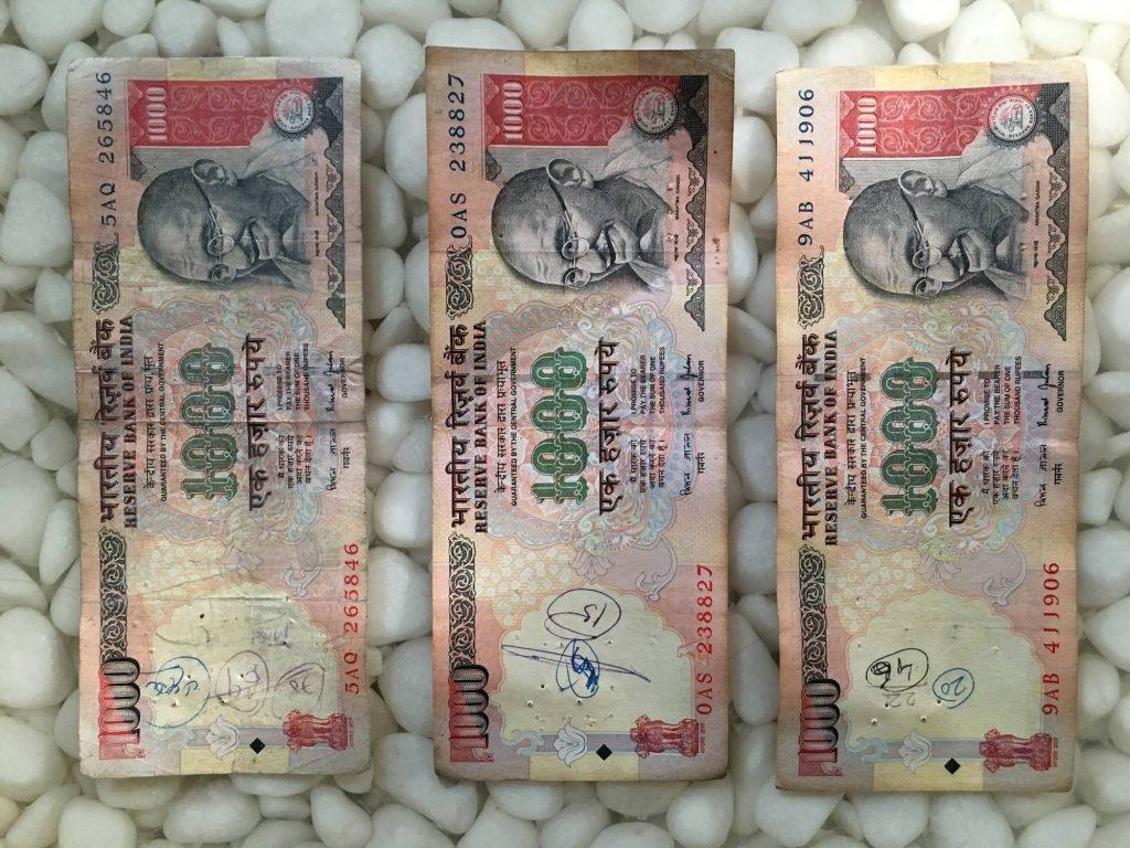 廢鈔後趕不及印鈔!印度換鈔政策的內憂外患