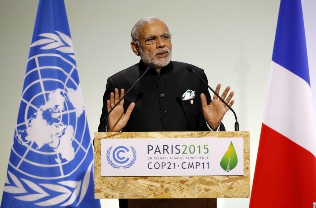 巴黎氣候大會成敗關鍵》印度:絕不被西方霸凌,為全世界數億貧窮人口爭取「氣候正義」 1