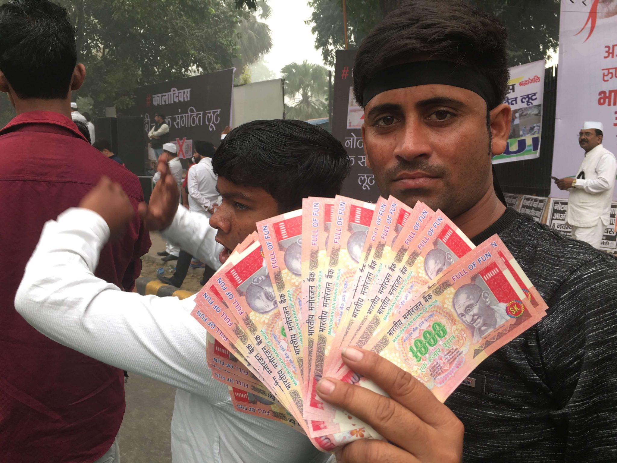 莫迪廢鈔滿週年,印度經濟怎麼了?