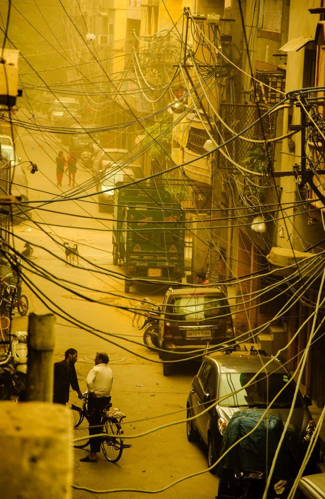 印度的神奇堆疊術