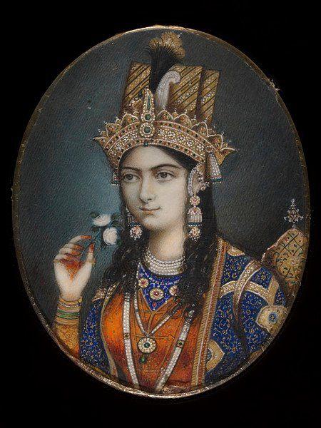 大印度的小歷史-白蒙兀兒人的異國戀情