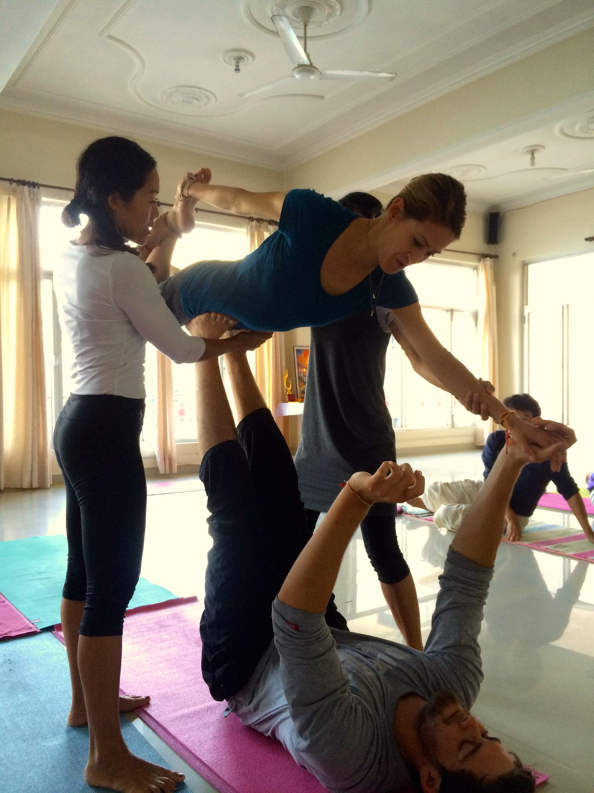瑜伽是一種生活方式-《第八課:瑜伽士的一天》