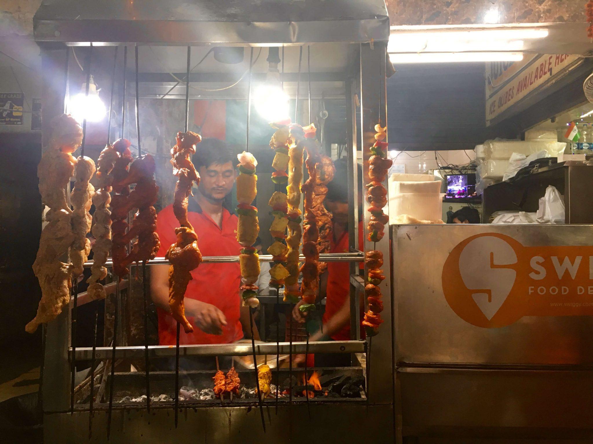 印度烤雞 Tandoori Chichen