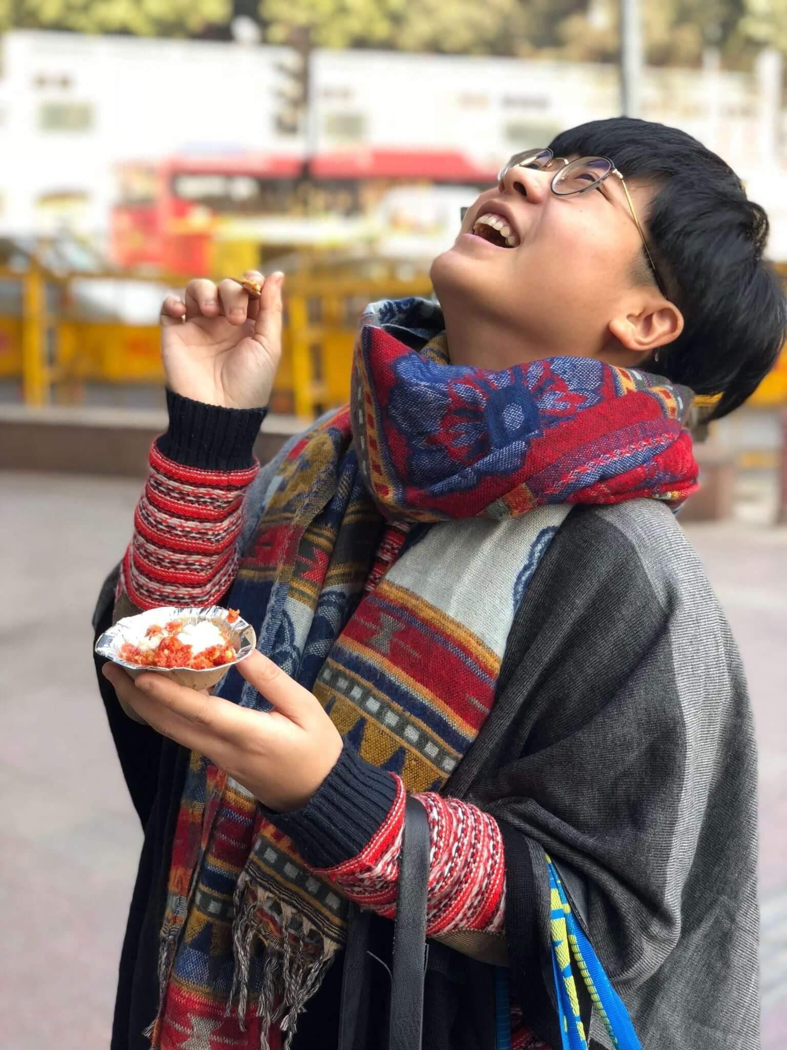 北印度冬天的暖胃紅蘿蔔甜點-Gajar Ka Halwa