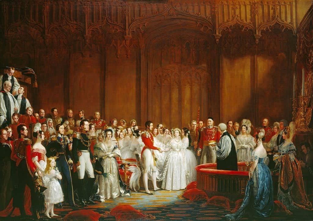 大印度的小歷史-印度女王維多利亞的秘密:見不得光的藍顏知己