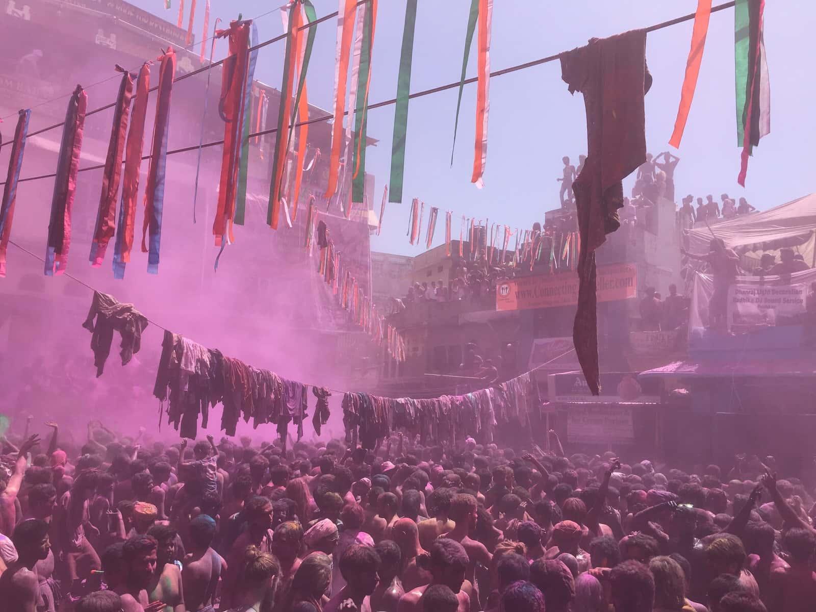 2018色彩節哪裡去?臺灣印度兩地連線