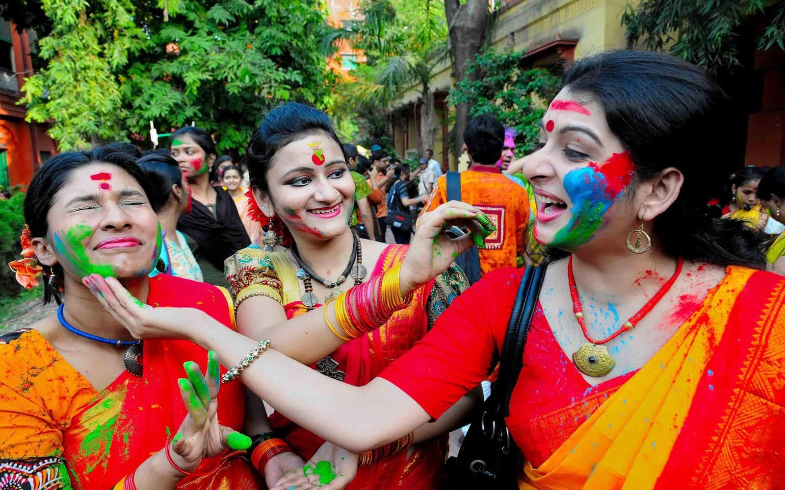 印度城市介紹-加爾各答市(Kolkata)節慶篇
