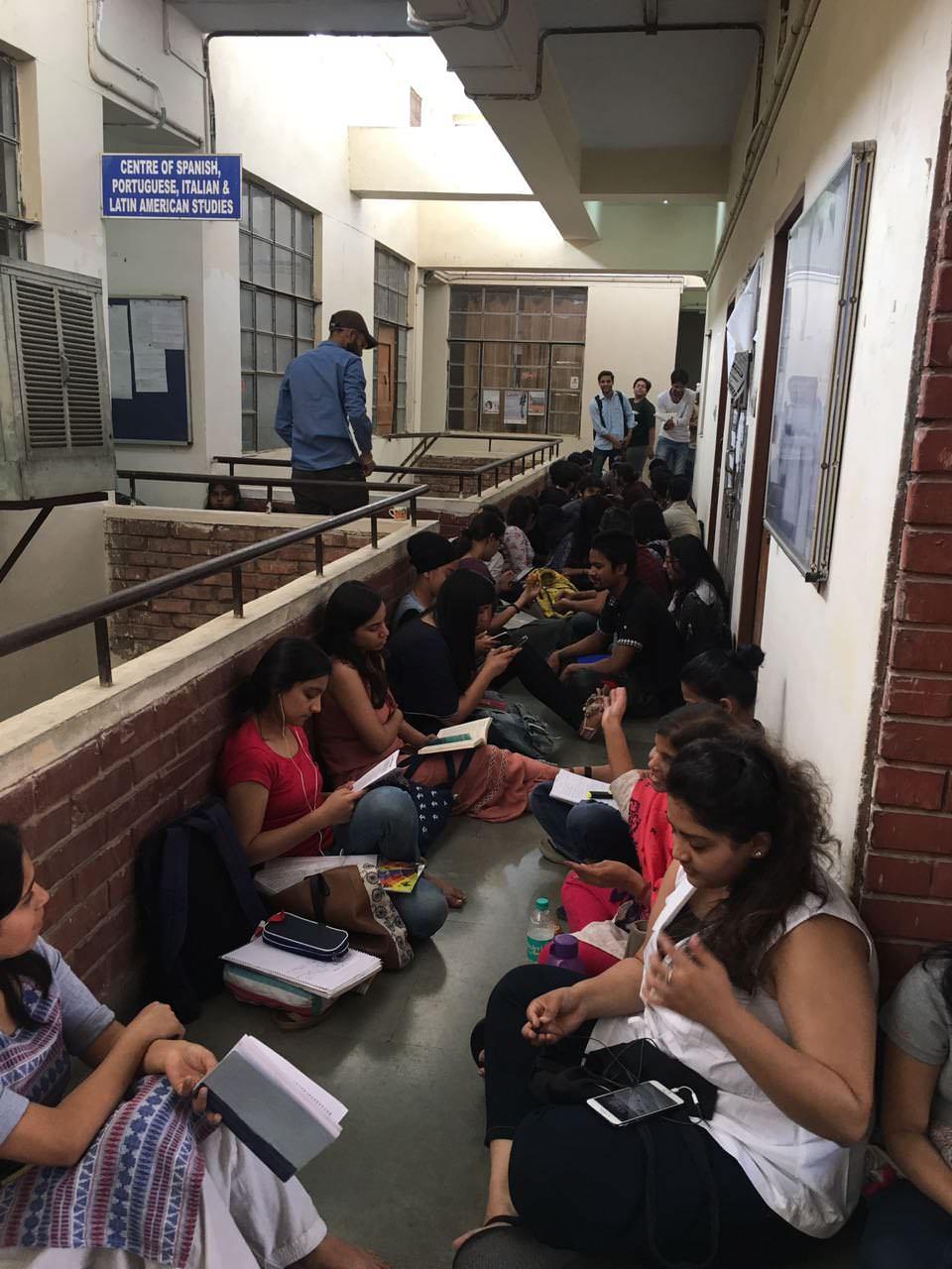 尼赫魯大學再陷衝突:極右派領導下的印度,「被消失」的異議聲音