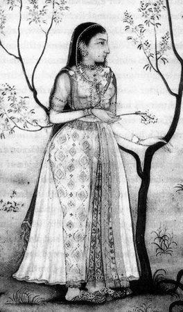 大印度的小歷史-皇帝的「第一夫人」卻是自己女兒?蒙兀兒的傳奇公主嘉罕娜拉