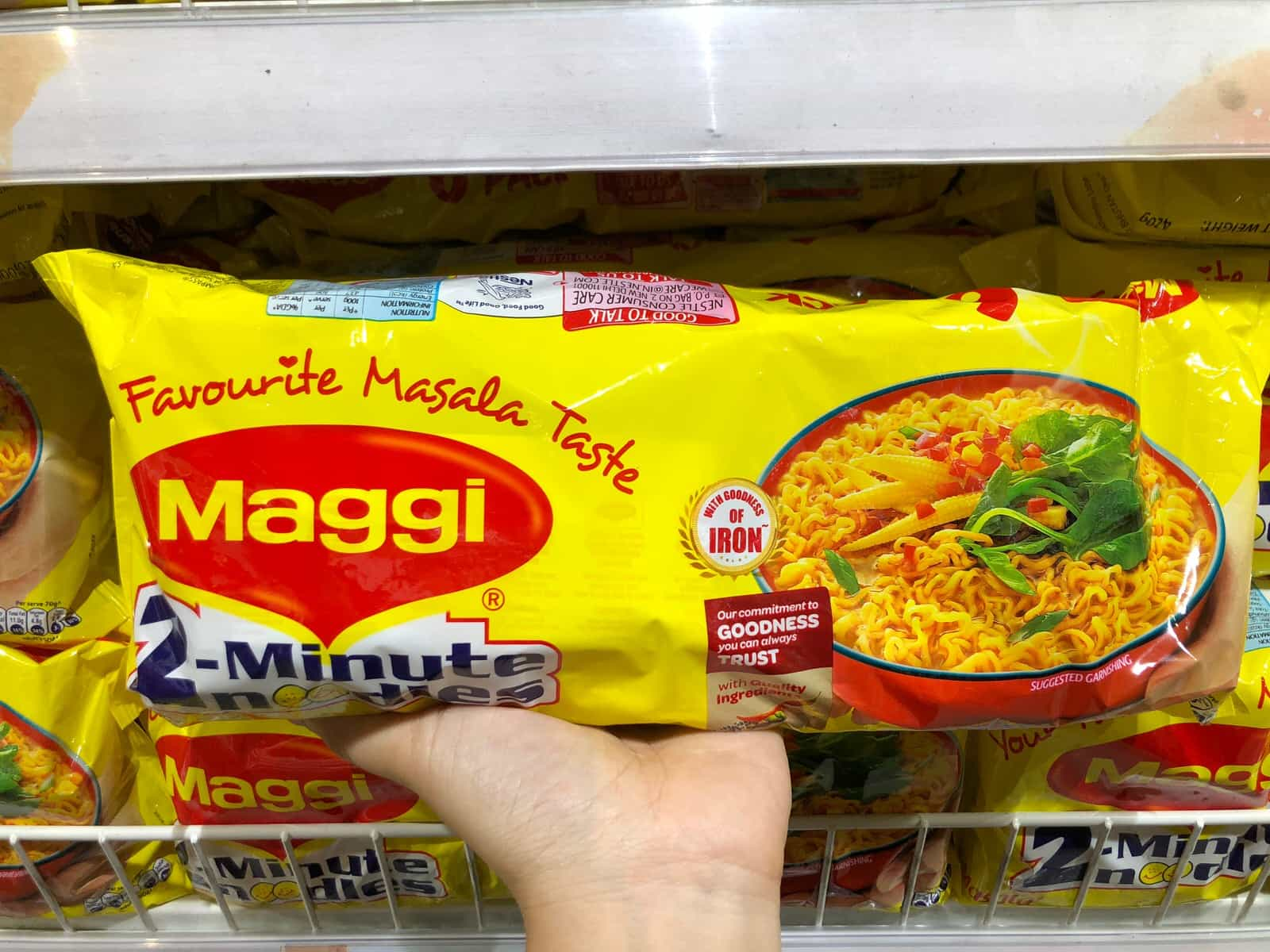 印度尤超市時尚搜奇:不容錯過的印度餅乾零嘴