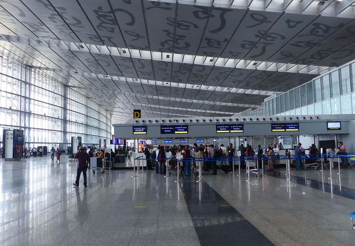 加爾各答機場指南