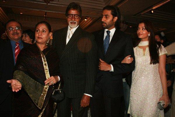 寶萊塢的演藝世家