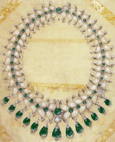 大印度的小歷史-印度版溫莎公爵夫人:二十世紀的珠寶時尚傳奇悉達·戴芙
