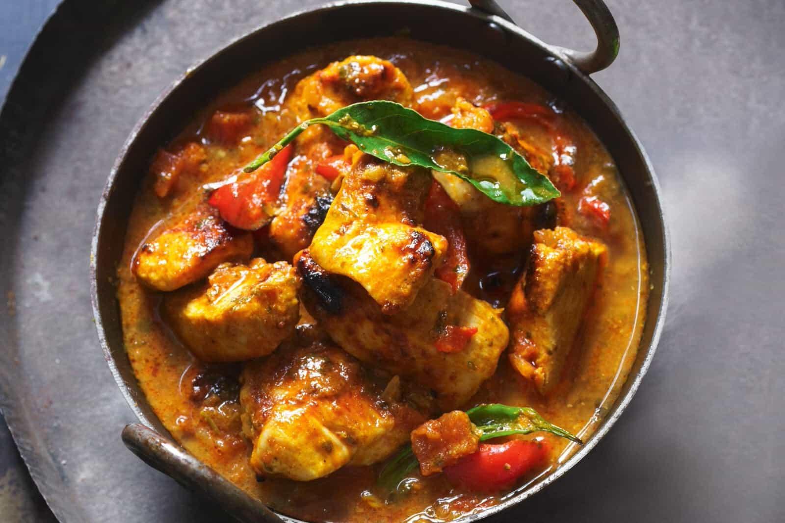 教你看懂印度菜單!肉類一把抓