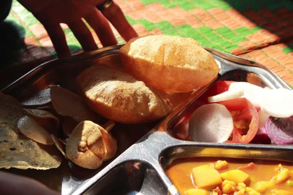 在印度是誰吃素?誰吃肉?