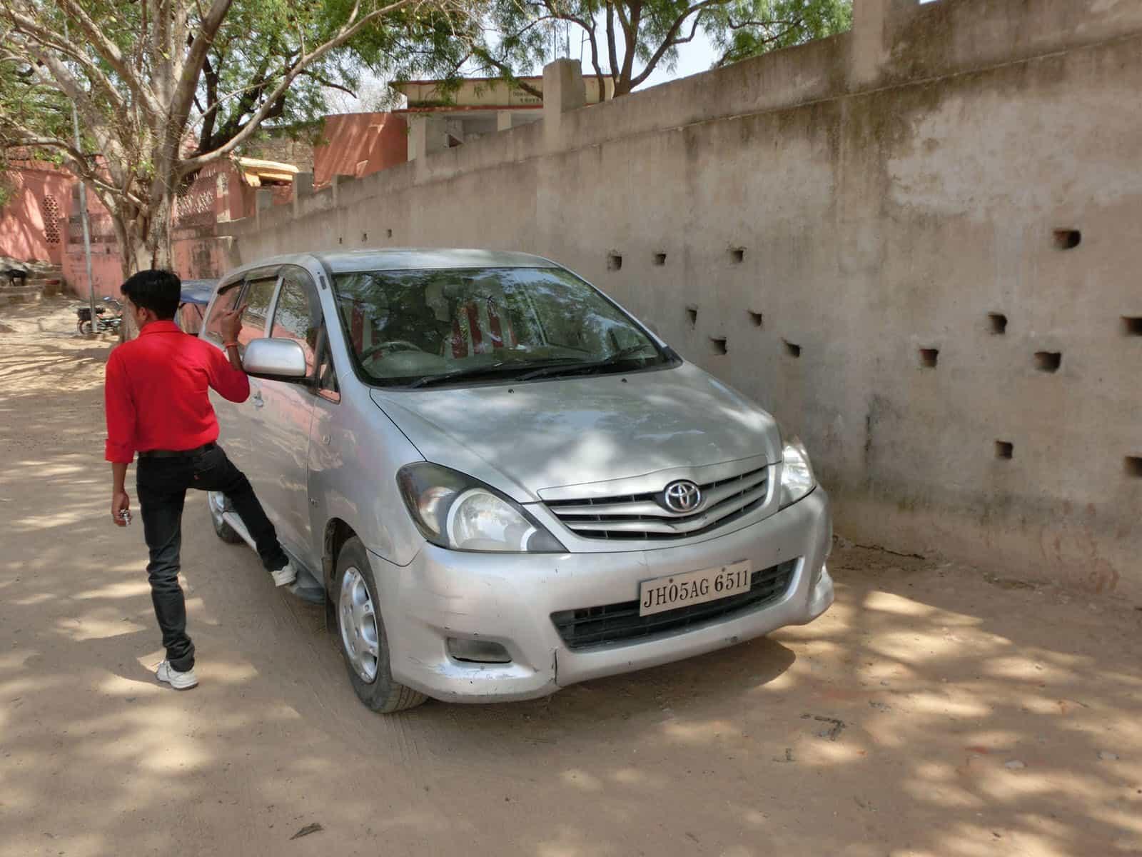 印度租車小知識