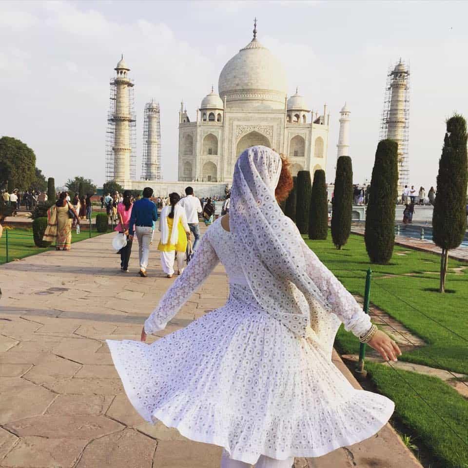 除了飄逸鮮豔的「紗麗」以外,你還看過幾種印度傳統服飾?
