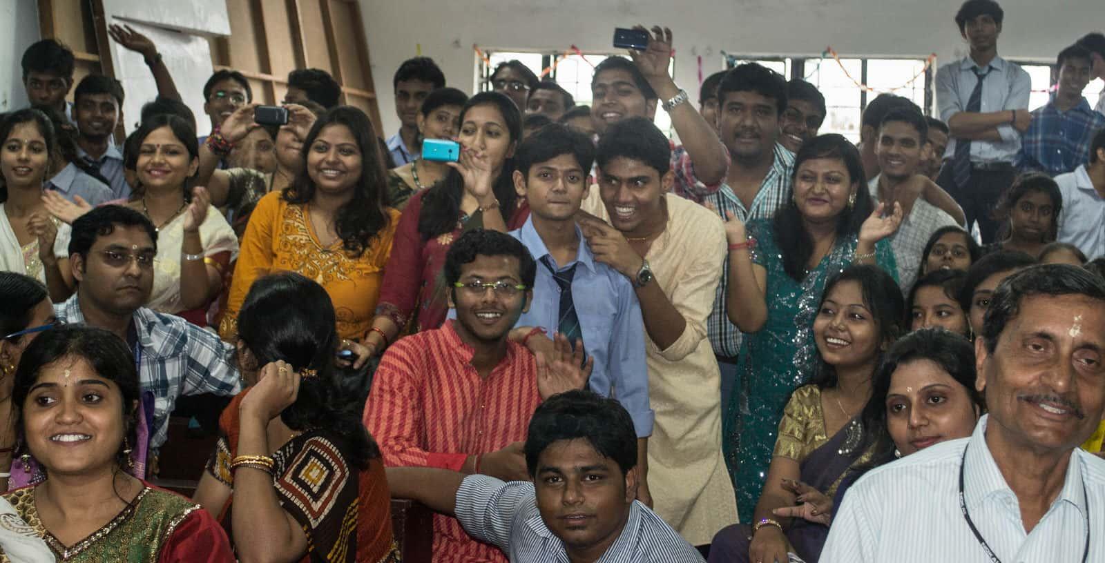 印度教師節的另類慶祝!