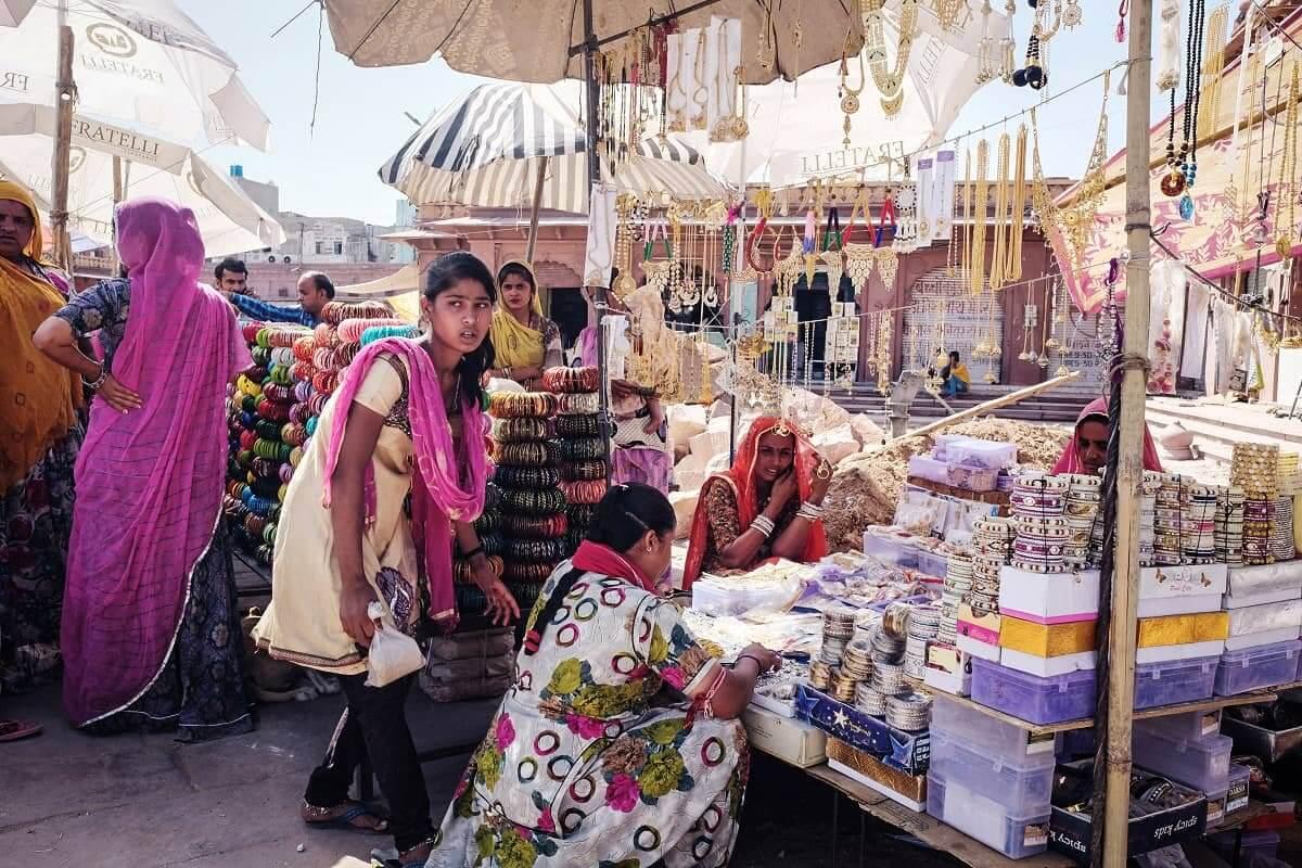 焦特布爾(Jodhpur):藍色之城的藍色狂想曲
