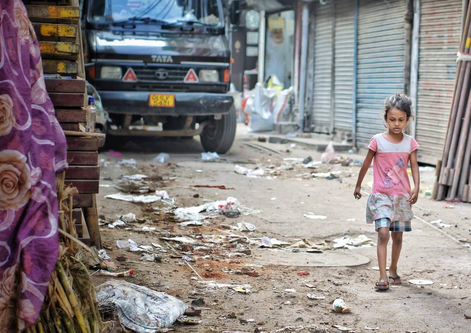印度的孩童面貌:我看見政府的失衡,也看見困厄生活中的純真快樂