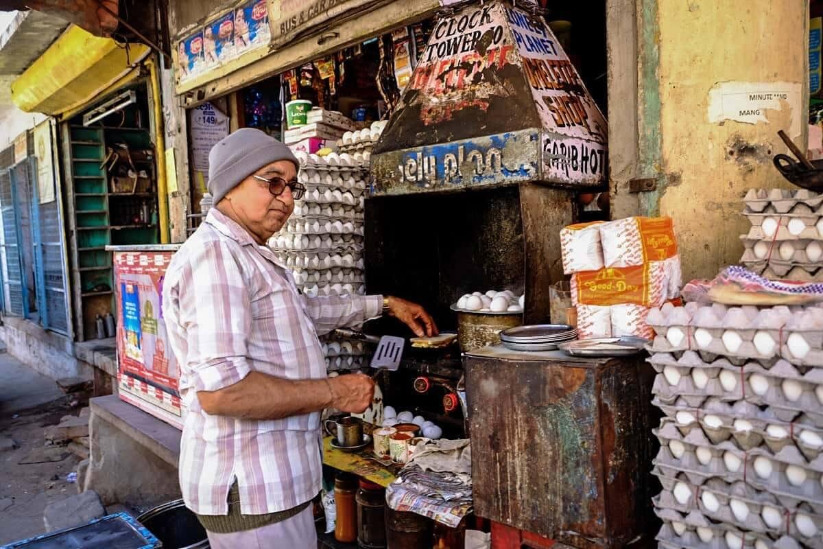 焦特布爾(Jodhpur):鐘樓不可錯過的歐姆蛋土司