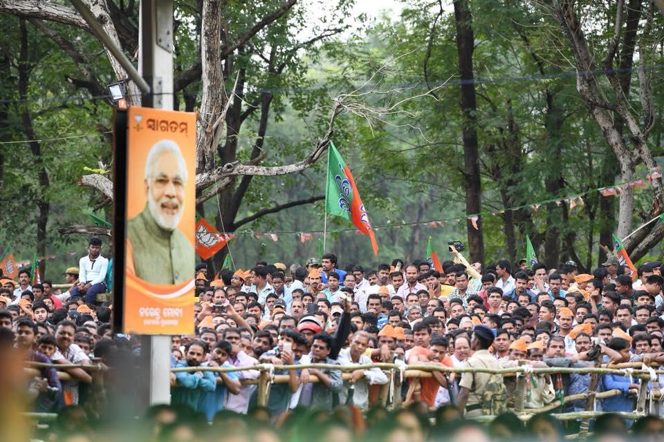 印度 2019 大選追蹤:反對黨組成反莫迪聯盟,莫迪連任行不行?