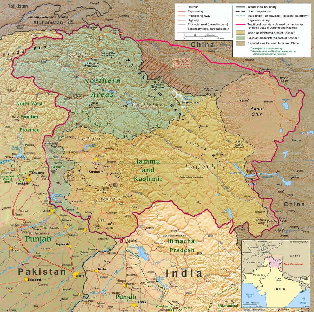 印度、巴基斯坦衝突再起!喀什米爾汽車炸彈攻擊46人亡
