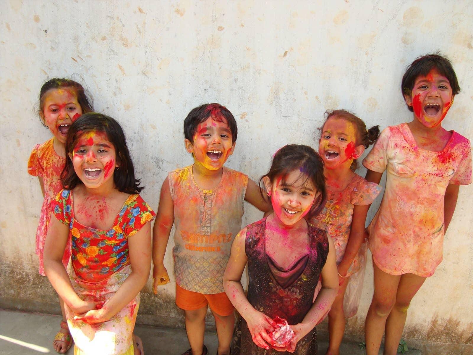 印度必玩:2019色彩節哪裡去?印度 Holi 六大好去處