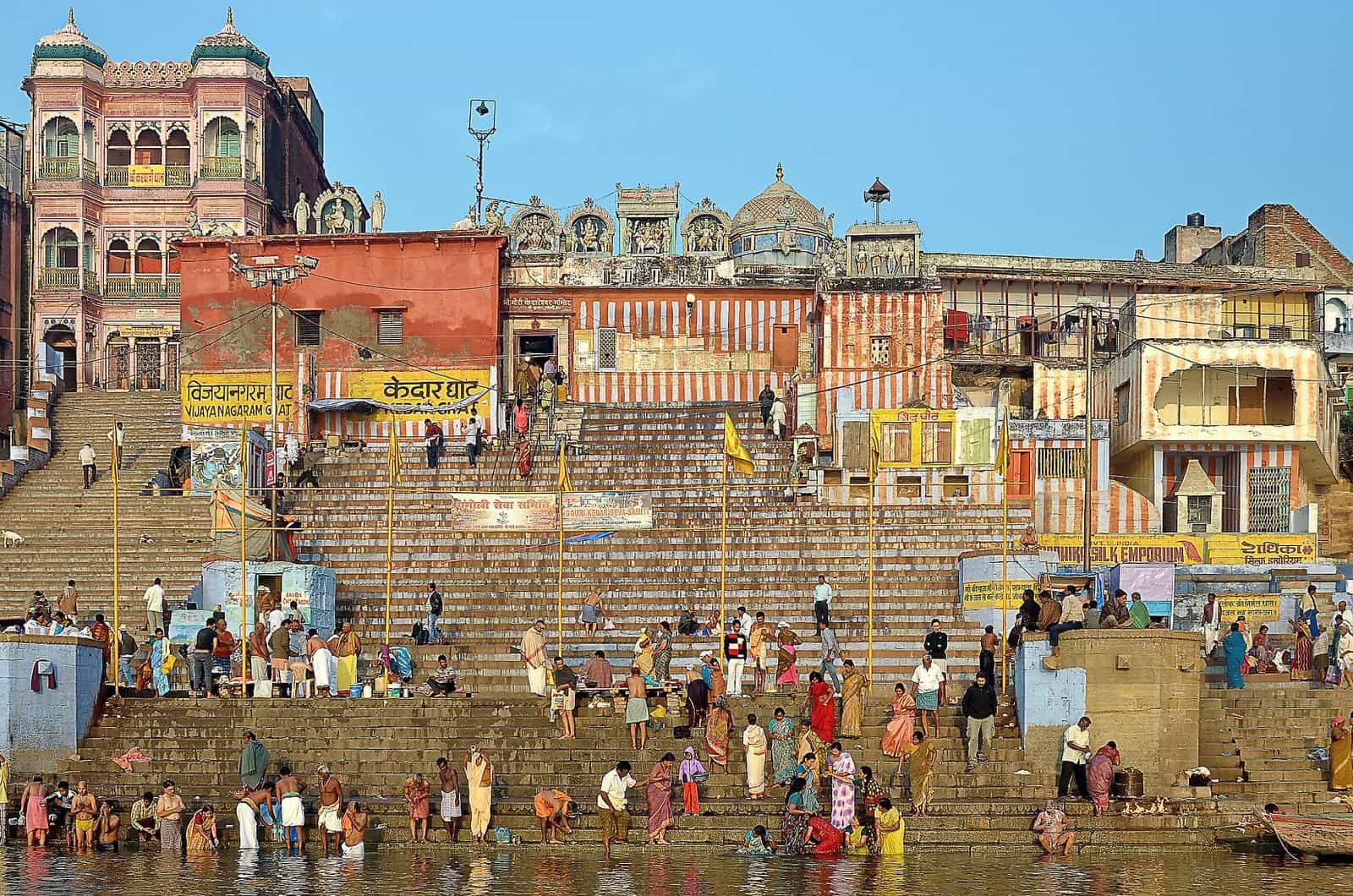 印度城市介紹-瓦拉納西市(Varanasi)景點篇