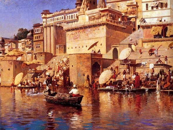 印度城市介紹-瓦拉納西市(Varanasi)基本介紹篇