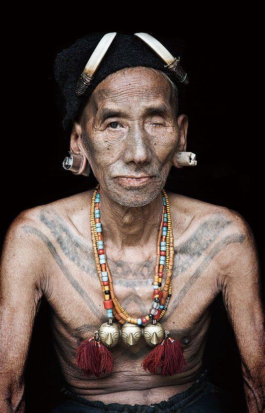 在眾神的領地裡流浪:獵頭部落 Konyak 人——國界也無法切割的歷史、血脈與情感
