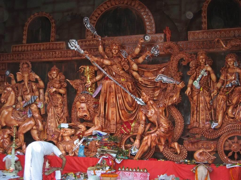 印度城市介紹-古瓦哈提市(Guwahati)節慶篇