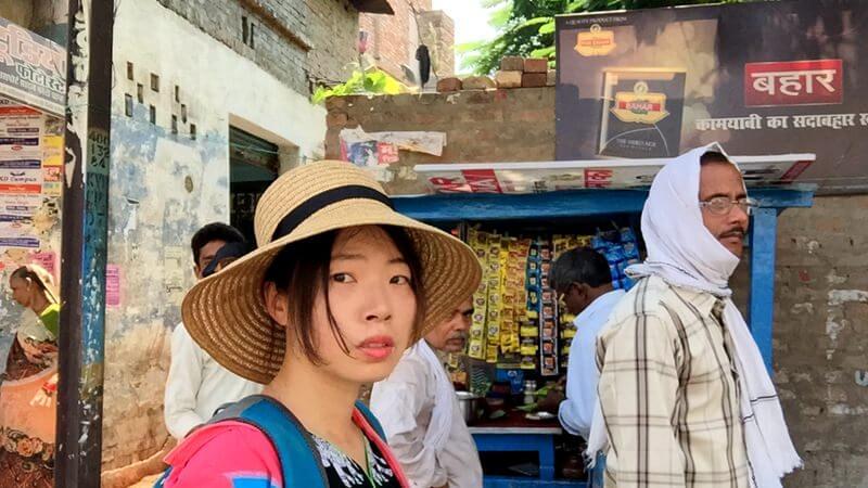 我,一個人去印度,沒有你說的那麼可怕