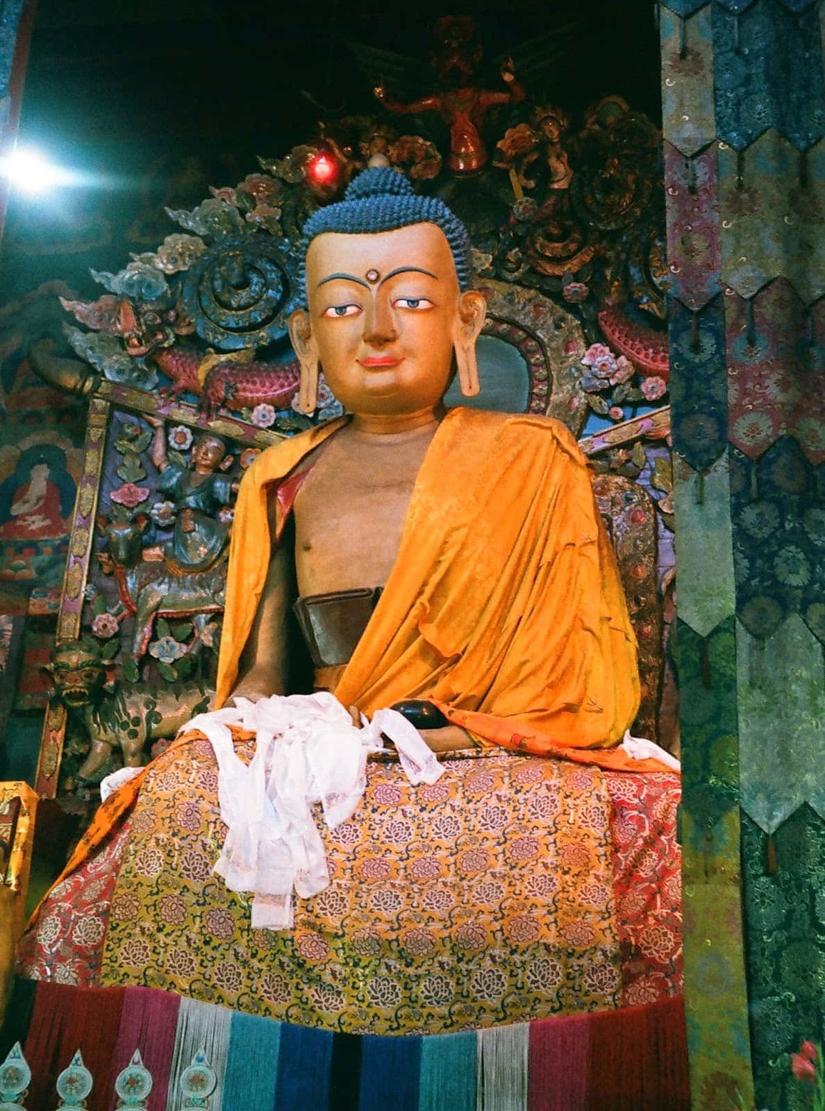 大吉嶺寺廟巡禮:不只藏傳佛教、印度教寺廟,還有教堂和日本寺廟?