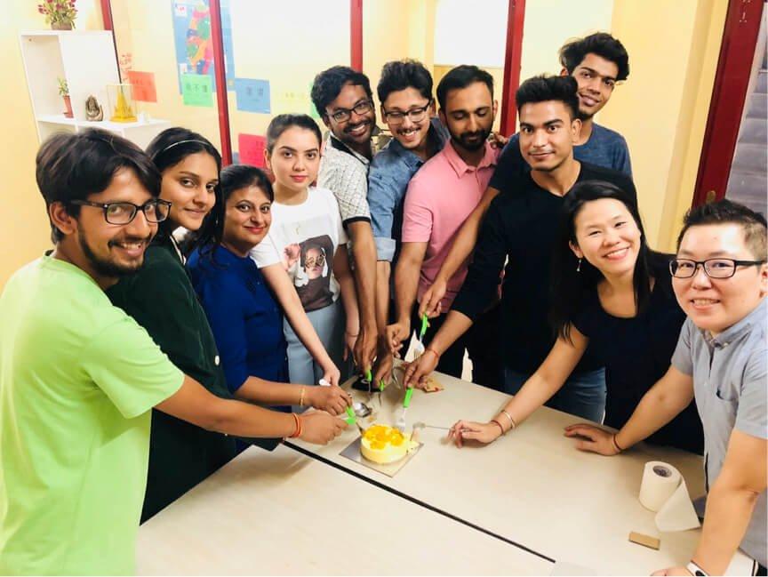 從零開始:我的印度華語教學之路,看見簡單又直接的印度