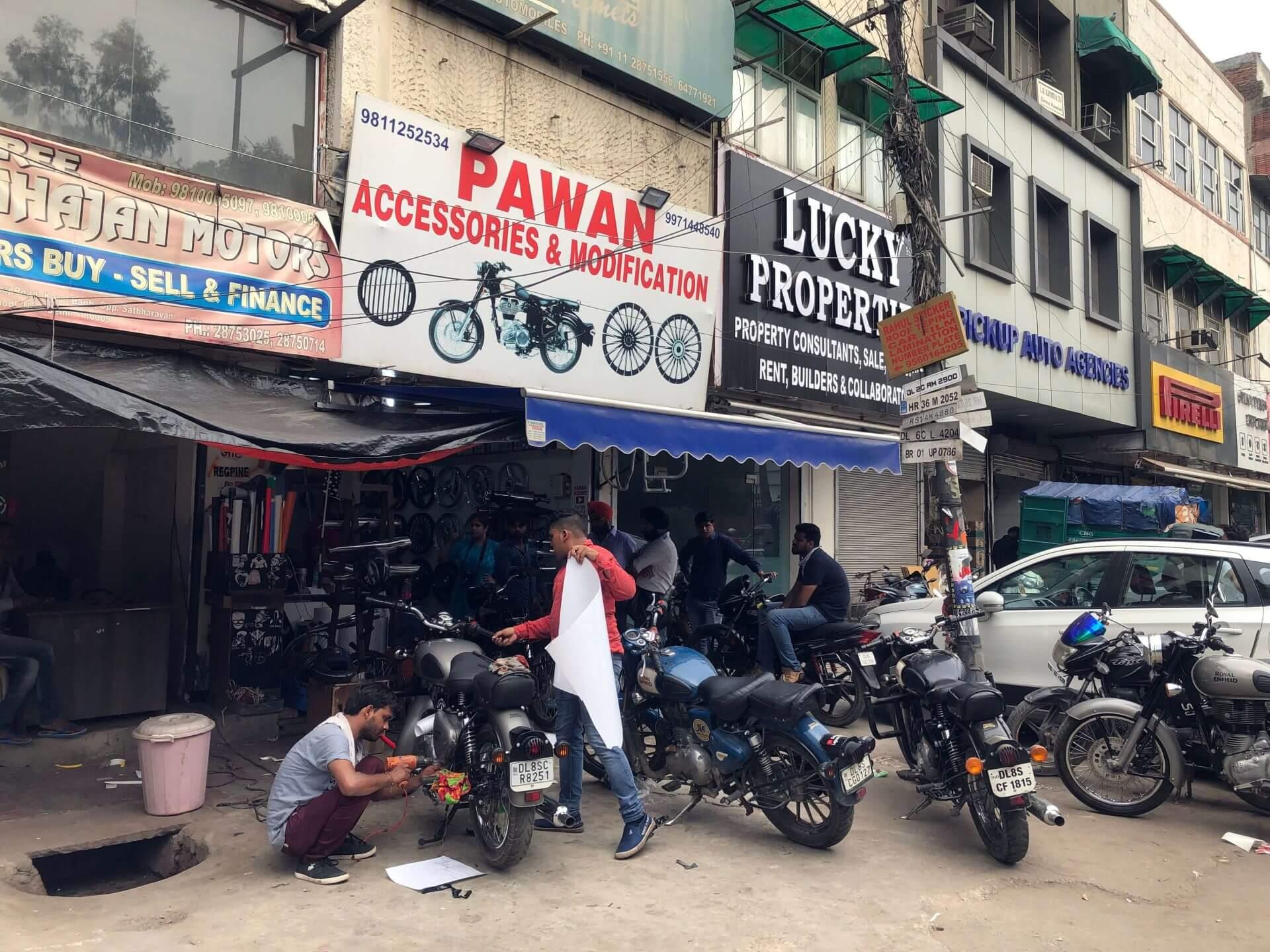 印度創業成立辦公室,得先經歷三個「難」:找點、找房仲、找工人