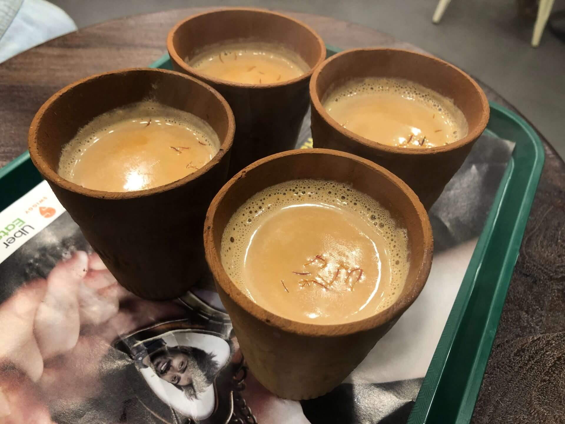 怕拉肚子不敢喝街頭印度奶茶?就去時尚印度奶茶店 Chaayos 吧!