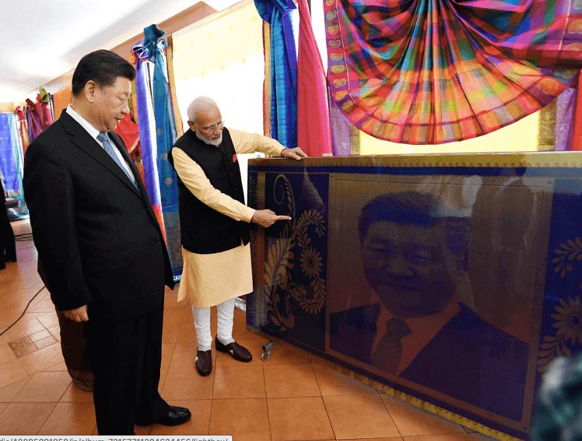 從武漢到清奈:解讀中印領導人第二次非正式會晤