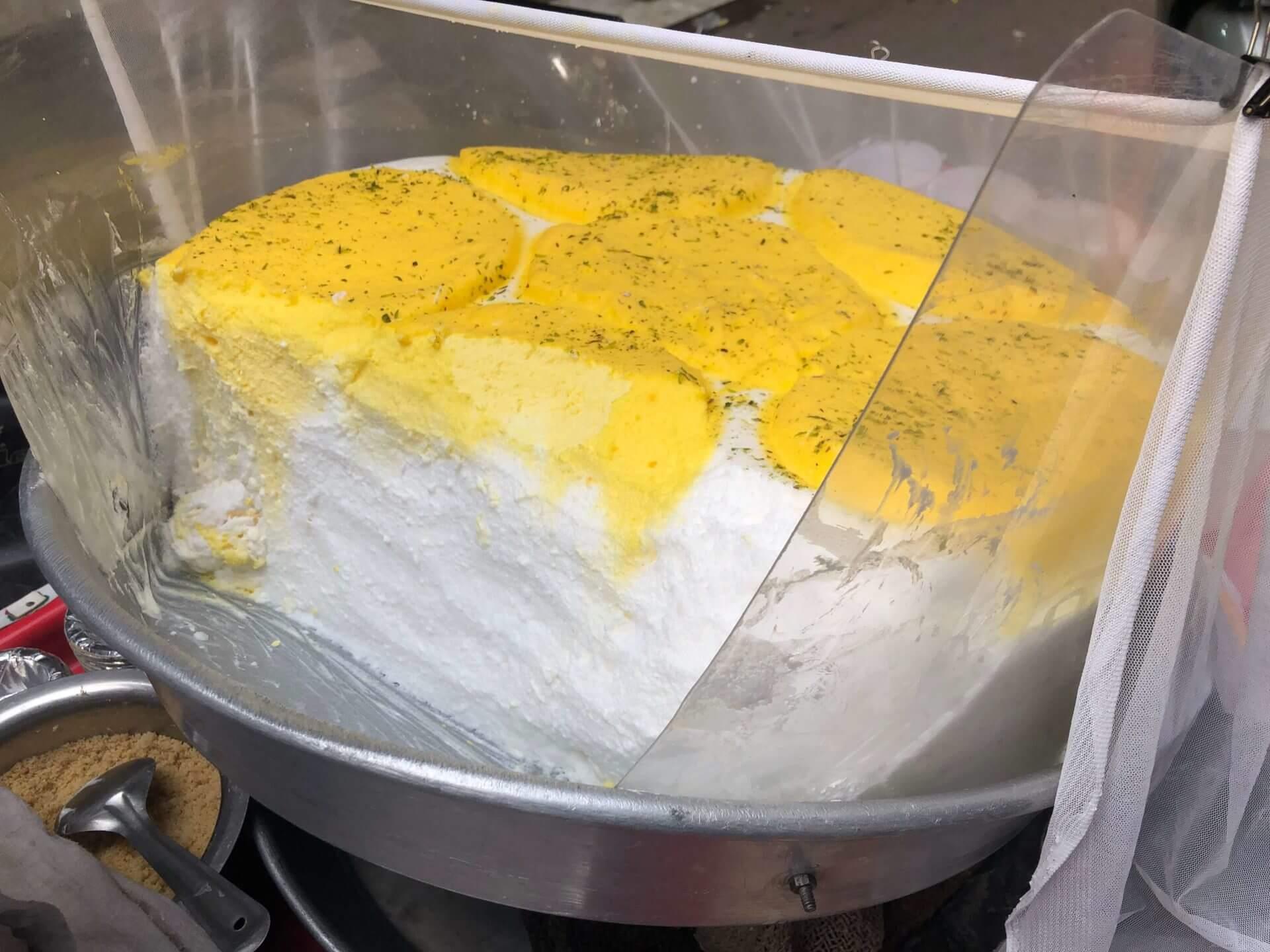 印度必吃:舊德里冬季限定甜點!印度的奶製舒芙蕾 Daulat Ki Chaat