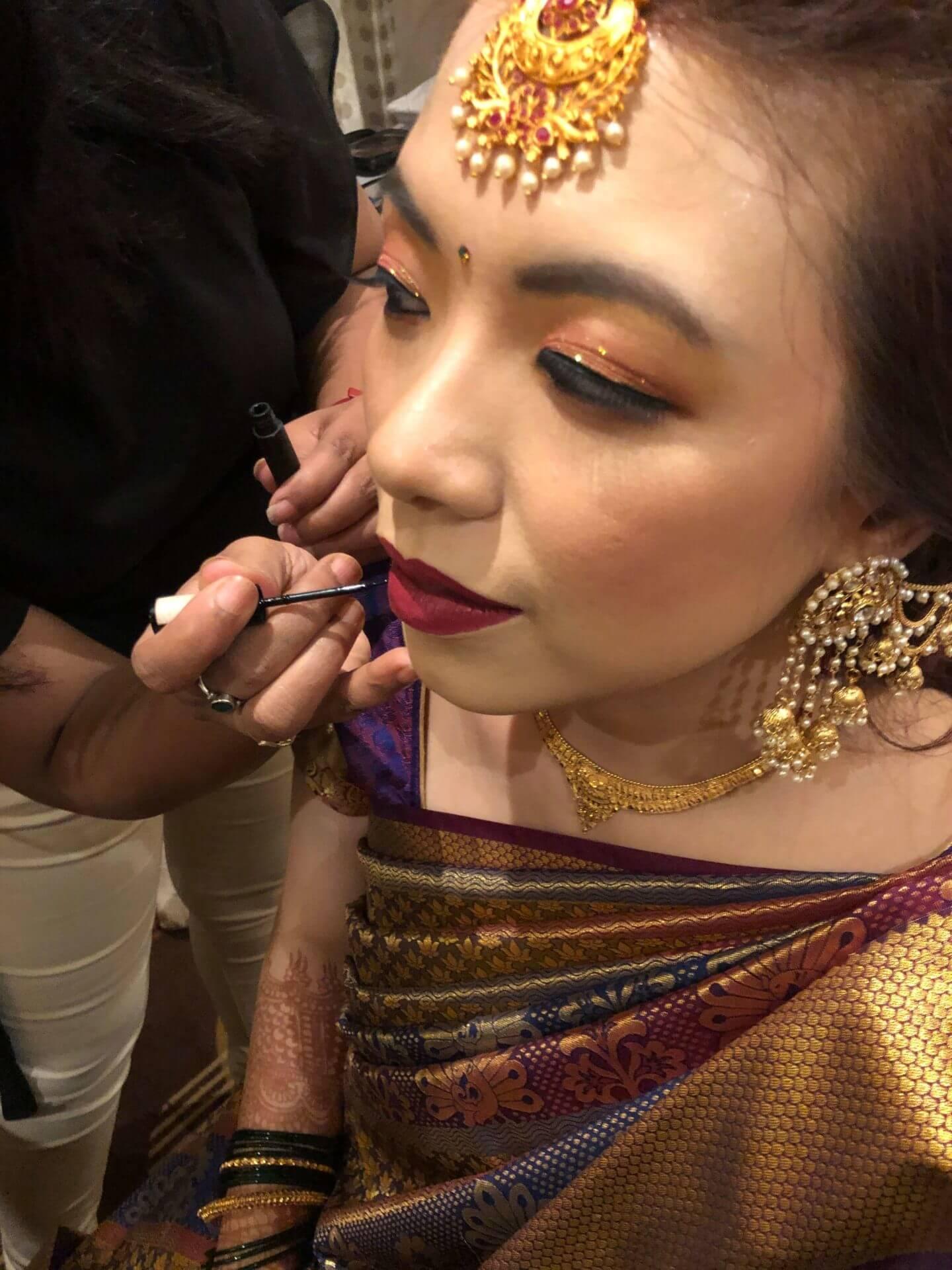 印度婚禮:新娘房探秘,化妝初體驗!