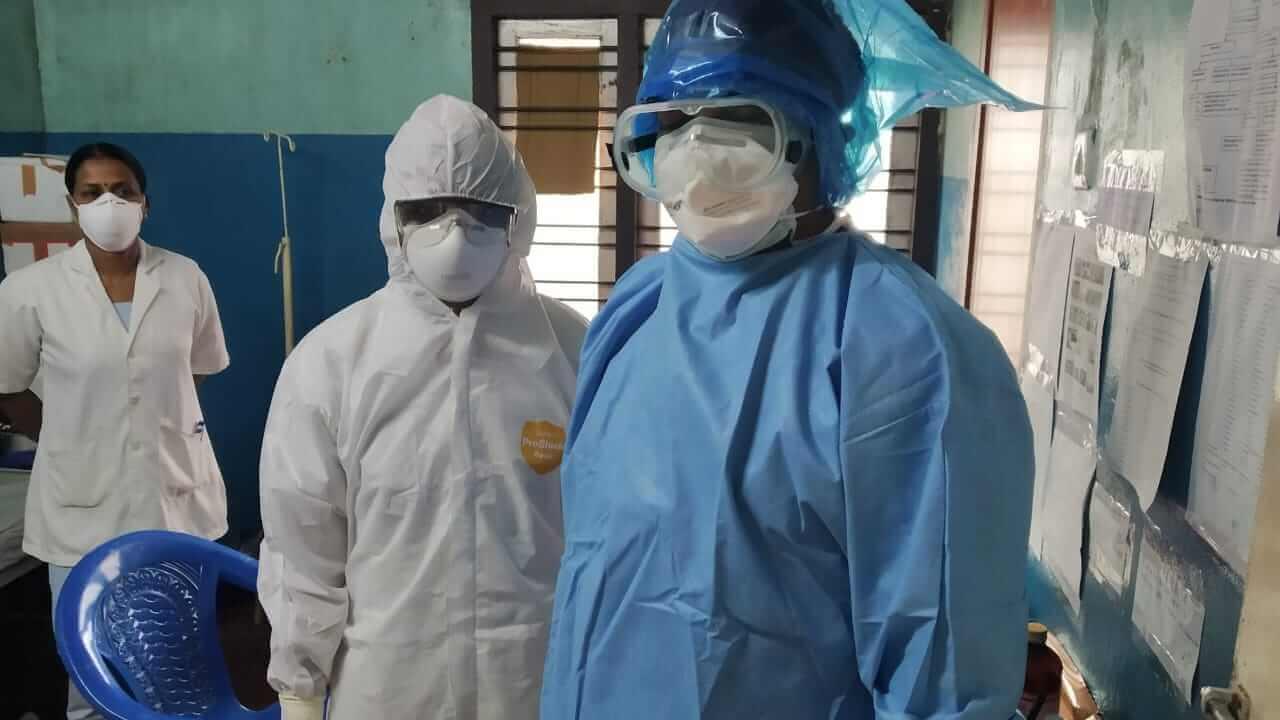 隨時更新:新型冠狀病毒印度疫情與規定變更