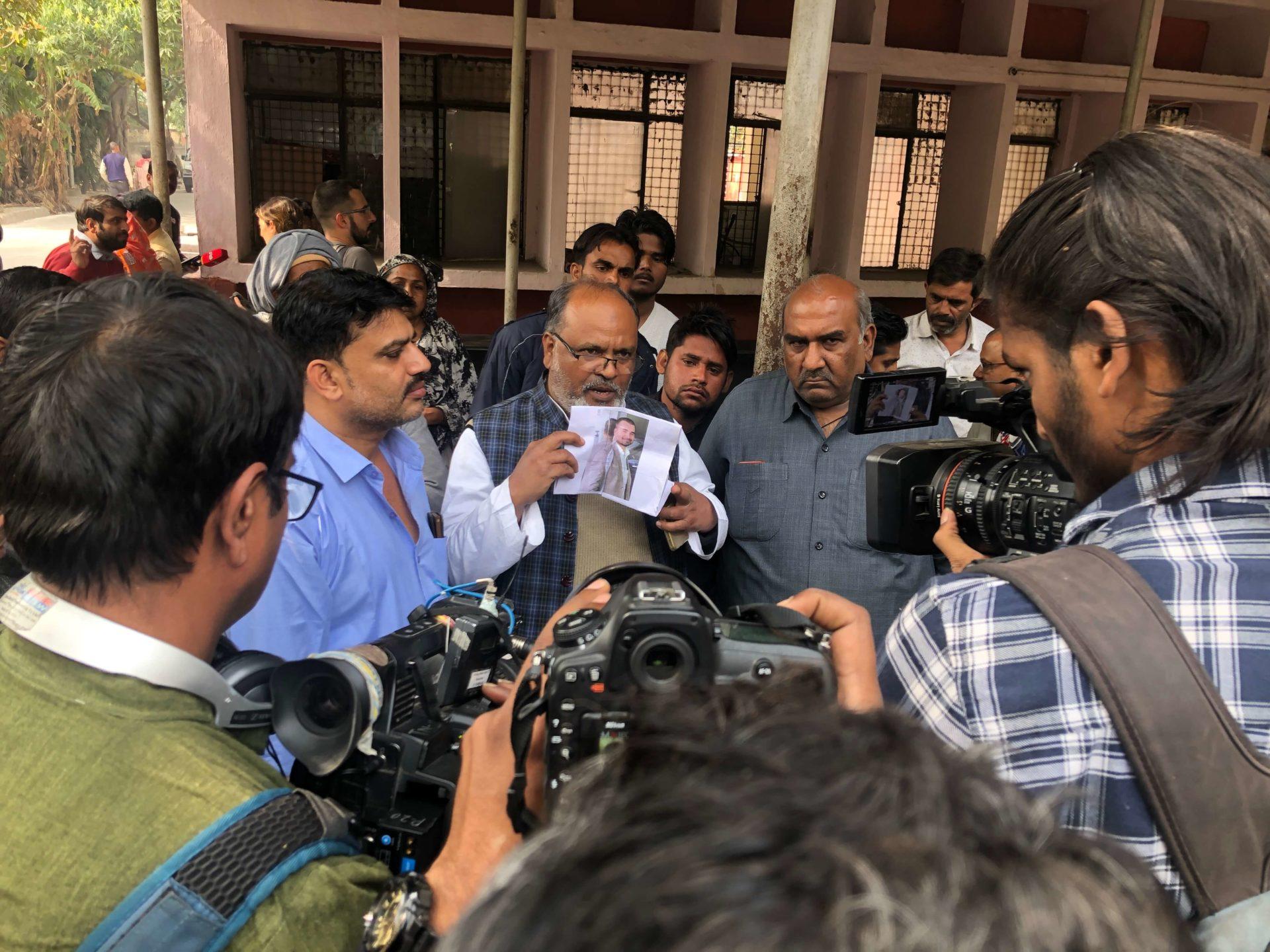 新德里騷亂:從我的辦公室看見印度教民族主義
