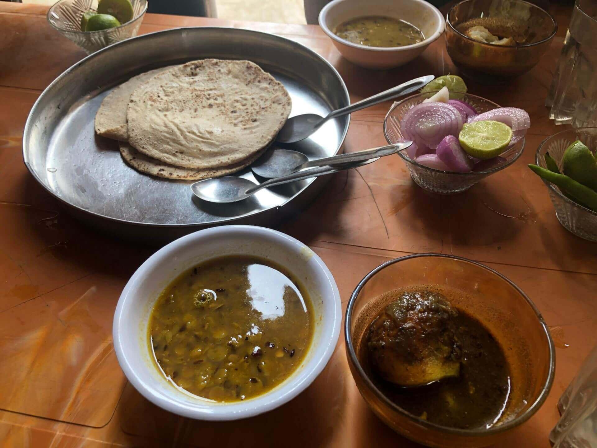 印度主婦的麵餅人生:吃了八塊餅!求房東奶奶饒了我