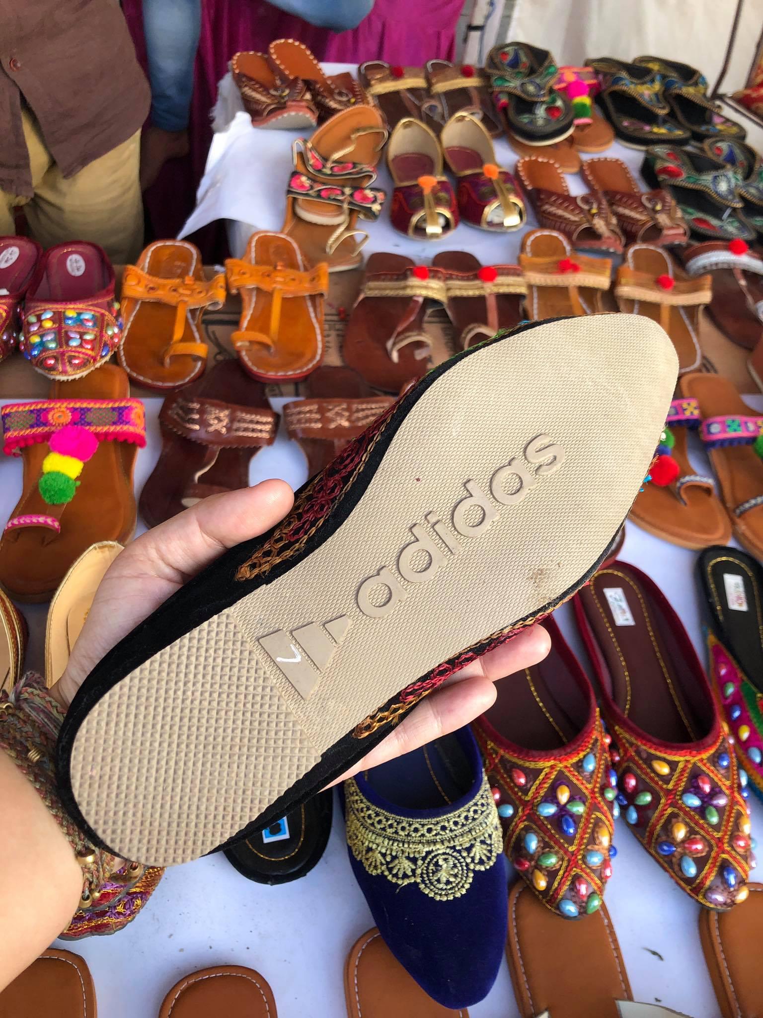 印度買鞋趣:「盜版的真愛」還是「真愛的盜版」?