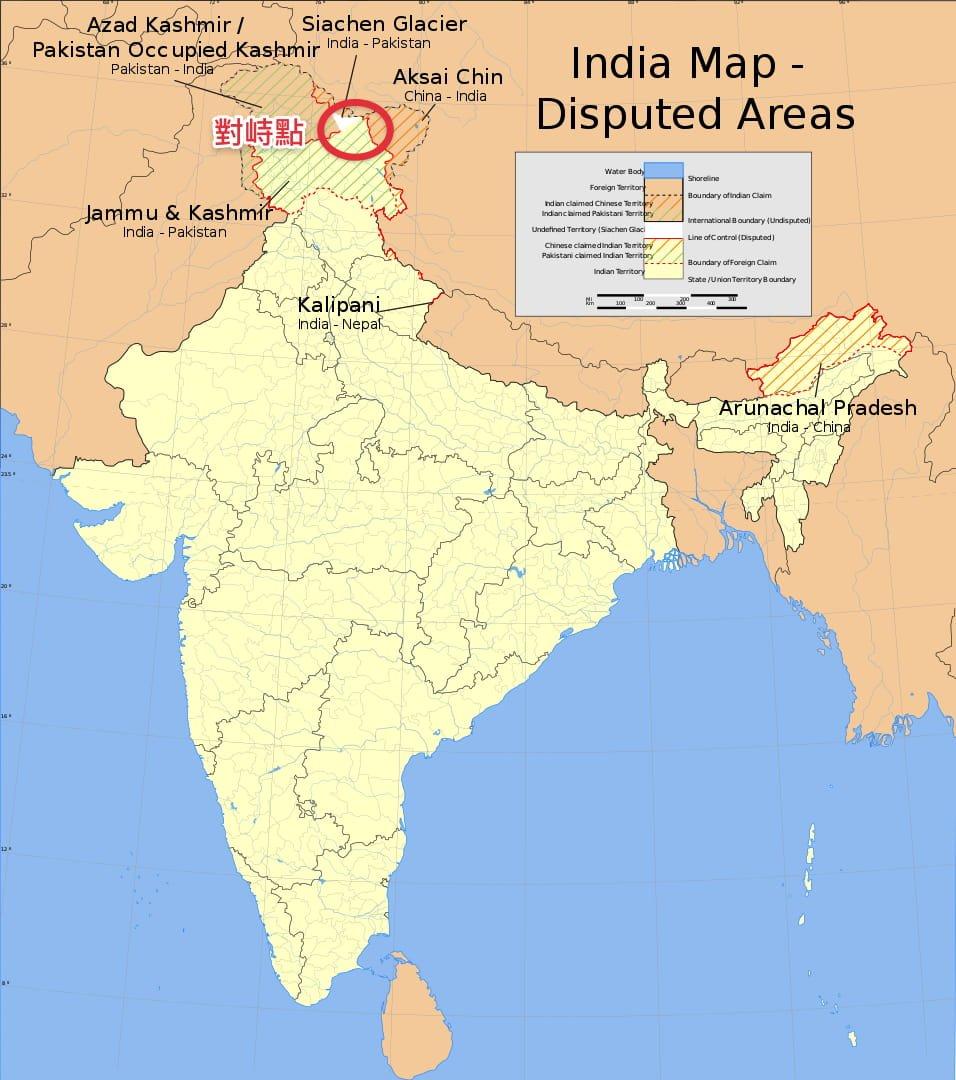丟擲石塊、肉搏戰其實不好笑,解讀近期中印邊界衝突