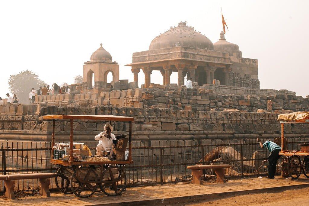 衝擊!北印度經典路線:金三角+瓦拉納西+四色之城